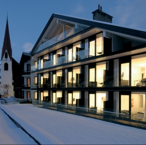 Sports d'hiver au Tyrol - Alpenhotel fall in Love**** Seefeld
