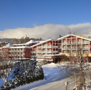 Sports d'hiver au Tyrol - Hotel Eden****(*) Seefeld